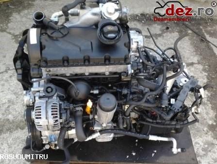 Motor fara subansamble Volkswagen Sharan 2003