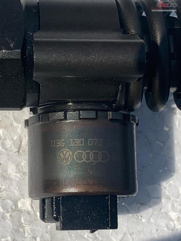 Injectoare Bosch Audi A4 B7 2 0 Tdi Cod 03g130073 cod 03g130073