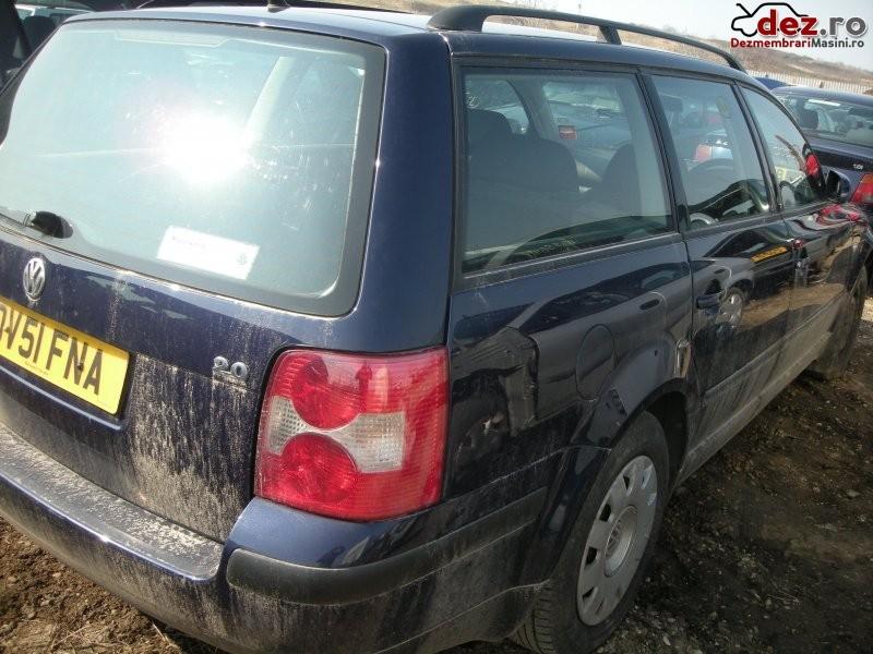 Dezmembrez vw passat masina este complecta  Dezmembrări auto în Dranceni Sat, Vaslui Dezmembrari