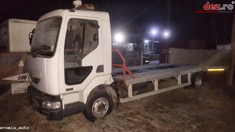 Dezmembrez RENAULT MIDLUM 150 dci an 2005 Dezmembrări camioane în Dranceni Sat, Vaslui Dezmembrari