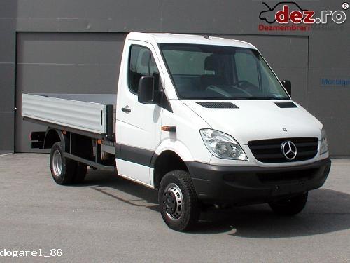 Dezmembram Mercedes Sprinter 316 Cdi Euro 5  Dezmembrări auto în Tirgu Mures, Mures Dezmembrari