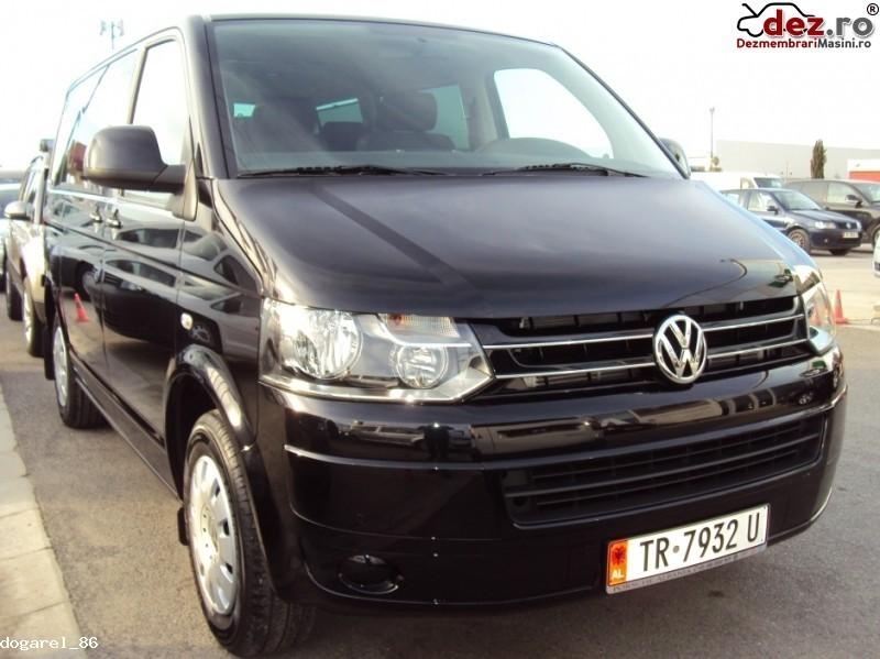 Dezmembrez Volkswagen T5 Caravelle Motor 2 0 Tdi  Dezmembrări auto în Tirgu Mures, Mures Dezmembrari