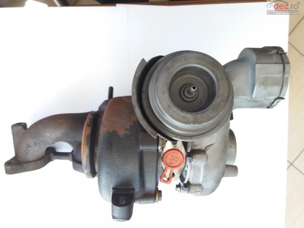 Turbosuflanta 724930 6 2 0tdi 136/140cp Bkd/azv/bkp Audi Vw Skoda cod 724930-6 Piese auto în Ardeoani, Bacau Dezmembrari