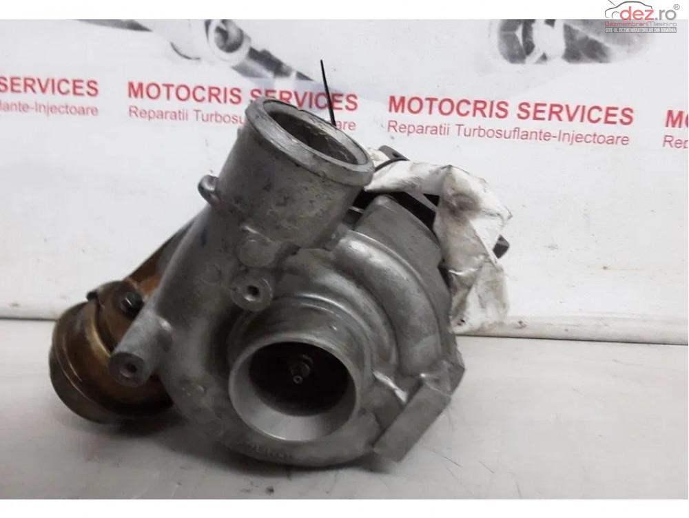 Turbosuflanta Bmw 704361 4 3 0tdi M57 D30 184cp cod 704361-4 Piese auto în Ardeoani, Bacau Dezmembrari