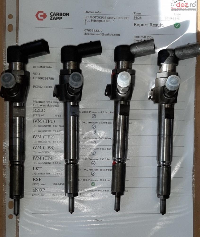 Injectoare S H Renault 1 5 Dci E4 Cod H8200 294 788 Cod H8200294788 Piese auto în Ardeoani, Bacau Dezmembrari