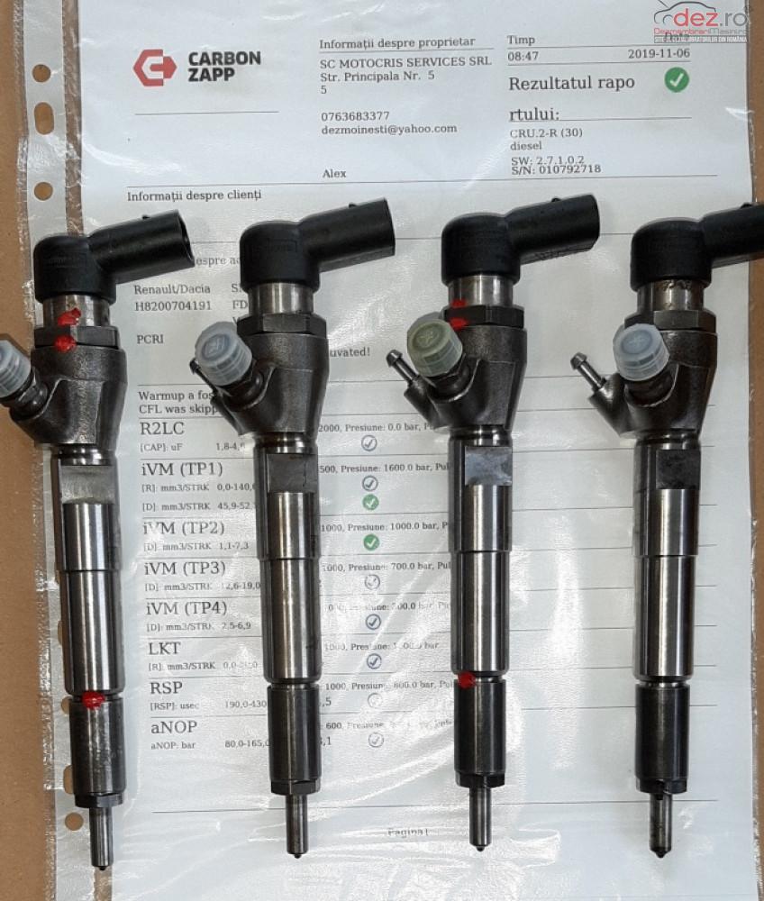 Injectoare Sh Renault 1 5 Dci E5 H8200 704 191 cod H8200704191 Piese auto în Ardeoani, Bacau Dezmembrari