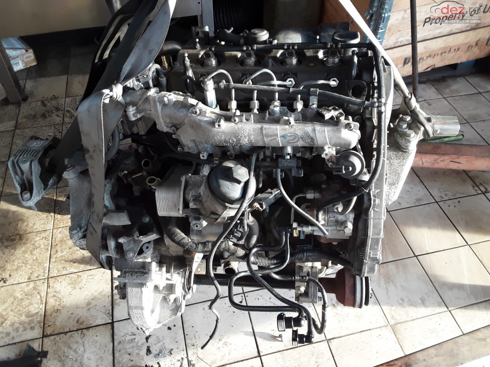 Motor Fara Anexe Opel 1 7cdti 125cp An 2011 Euro 5 cod A17DTR Piese auto în Ardeoani, Bacau Dezmembrari
