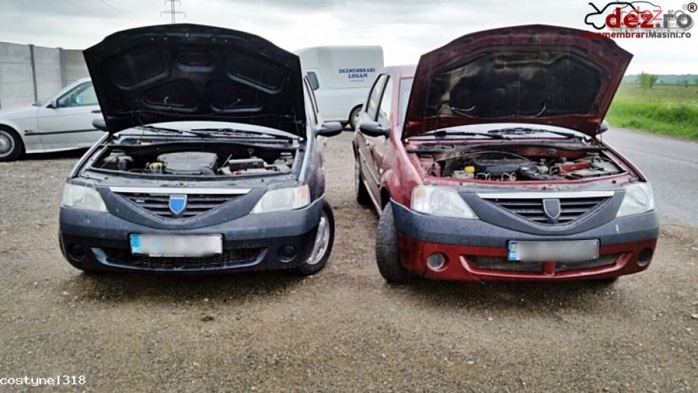 Dezmembrez Dacia Logan Din 2oo5 2o16 Motoare Cutii Viteza Dezmembrări auto în Chitila, Ilfov Dezmembrari