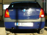 Vand Punte Spate Dacia Logan Berlina/van/mcv Piese auto în Chitila, Ilfov Dezmembrari