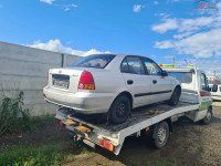 Dezmembrez Hyundai Accent An 2006 Motor 1 5diesel Tip Motor D3ea 60kw Dezmembrări auto în Chitila, Ilfov Dezmembrari