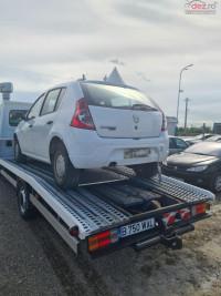 Dezmembrez Dacia Sandero 1 2 16v 14mpi 16mpi 15 Dci Dezmembrări auto în Chitila, Ilfov Dezmembrari