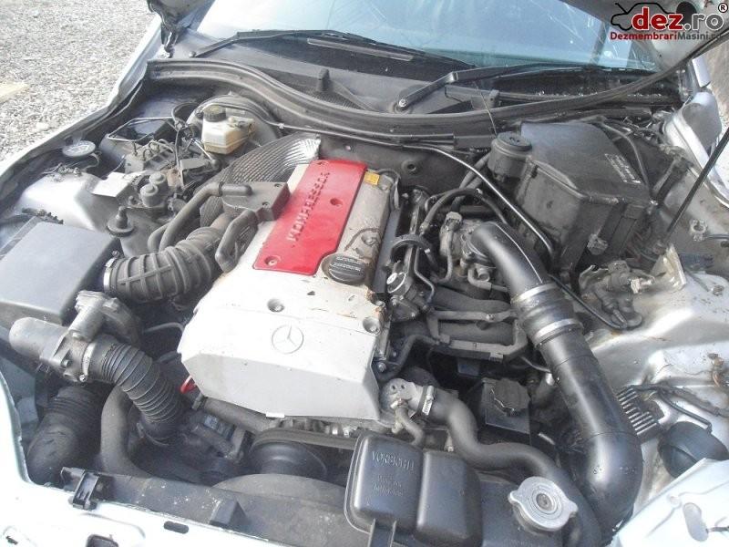 Vand motor mercedes clk din anul 1997 2001 kompresor accesorii si Dezmembrări auto în Ploiesti, Prahova Dezmembrari