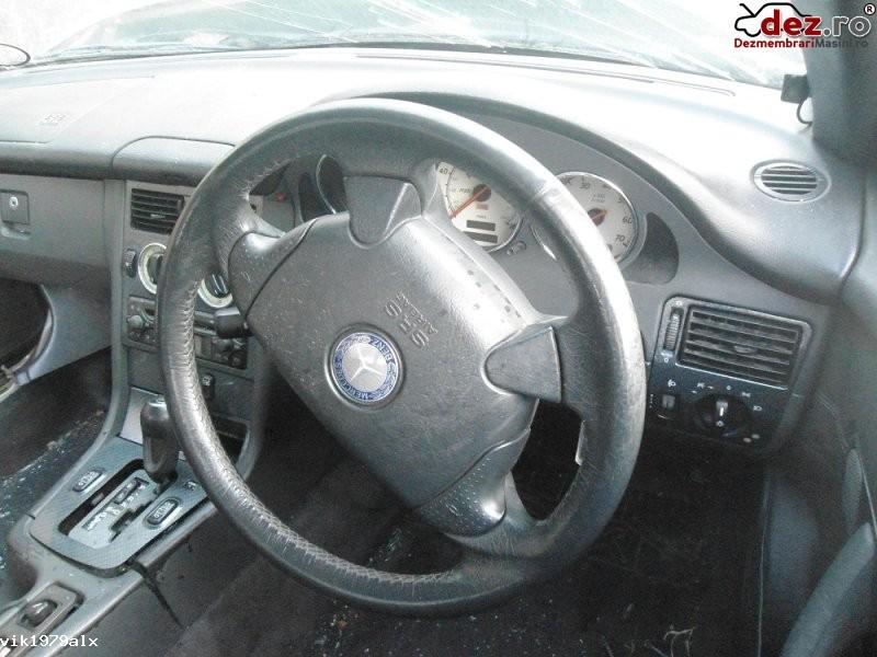 Dezmembrari mercedes slk din 1997 2001 motoare benzina kompresor Dezmembrări auto în Ploiesti, Prahova Dezmembrari