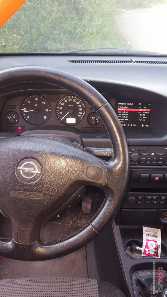 Dezmembrez Opel Zafira 2 2 Diesel 2000 2004 Dezmembrări auto în Ploiesti, Prahova Dezmembrari