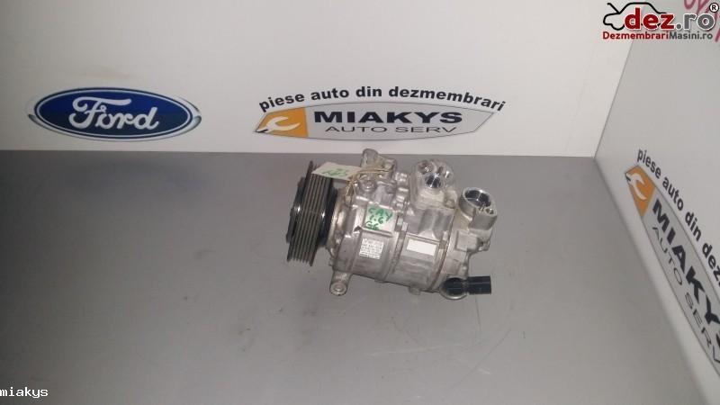 Compresor aer conditionat Volkswagen CC 2011 Piese auto în Bucuresti, Bucuresti Dezmembrari