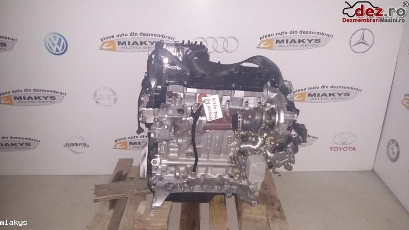 Motor complet Citroen C3 1.6 hdi 2015 cod BH02-10JBHA Piese auto în Bucuresti, Bucuresti Dezmembrari
