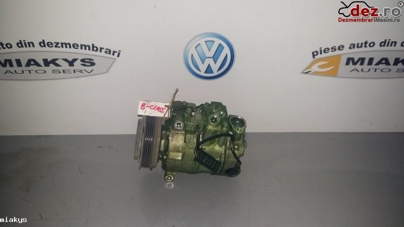 Compresor aer conditionat Mercedes B 180 W246 2012 Piese auto în Bucuresti, Bucuresti Dezmembrari
