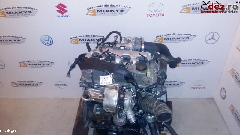 Motor complet Mitsubishi L200 2012 cod 276DT Piese auto în Bucuresti, Bucuresti Dezmembrari
