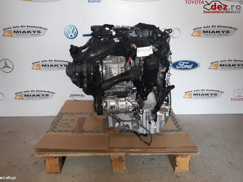 Motor complet BMW Seria 1 F20 2016 cod B37D15A în Bucuresti, Bucuresti Dezmembrari