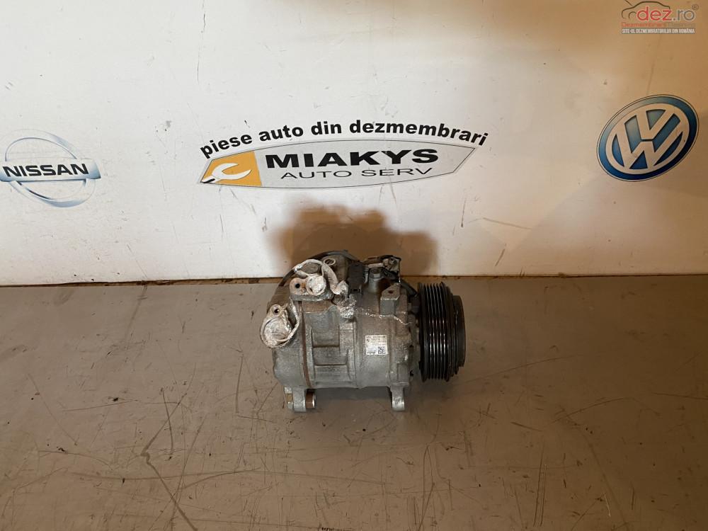 Compresor A/c Bmw X6 F16 Piese auto în Bucuresti, Bucuresti Dezmembrari