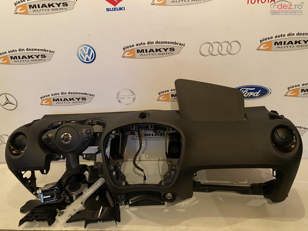 Plansa Bord+set Airbag Uri Nissan Juke în Bucuresti, Bucuresti Dezmembrari