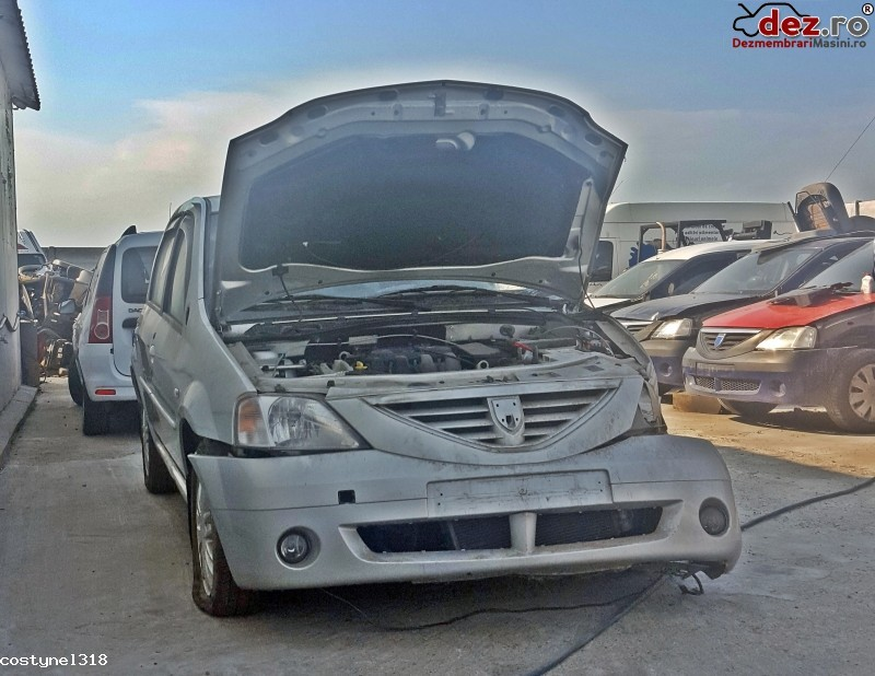 Motor fara subansamble Dacia Logan 2007