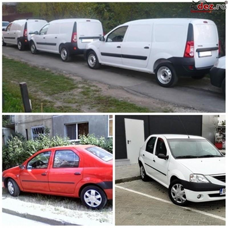 Dezmembrez Dacia Logan Berlina Mcv Van 15dci Euro3 Si Euro 4 14mp în Bucuresti, Bucuresti Dezmembrari