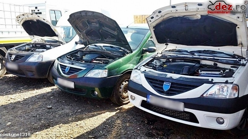 Dezmembrez Dacia Logan 2005 2016