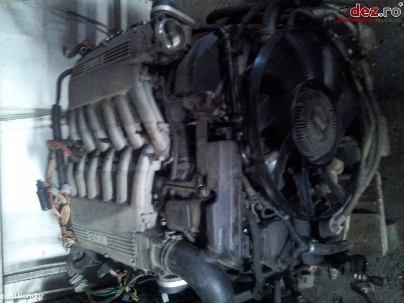 Dezmembrez bmw 760i individual capota usi bari radiatoare interior Dezmembrări auto în Apahida, Cluj Dezmembrari