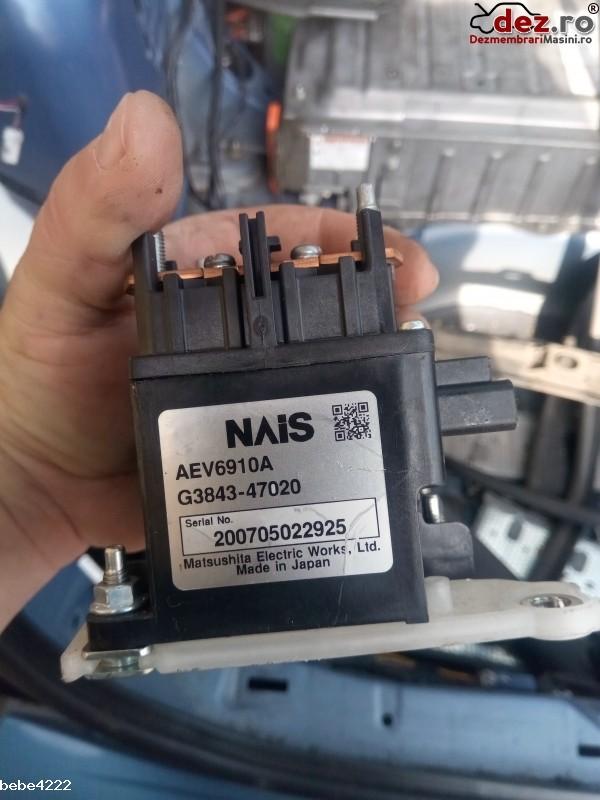 Releu Baterie Hibrid Toyota Prius Xw20 G3843 47020 în Snagov, Ilfov Dezmembrari
