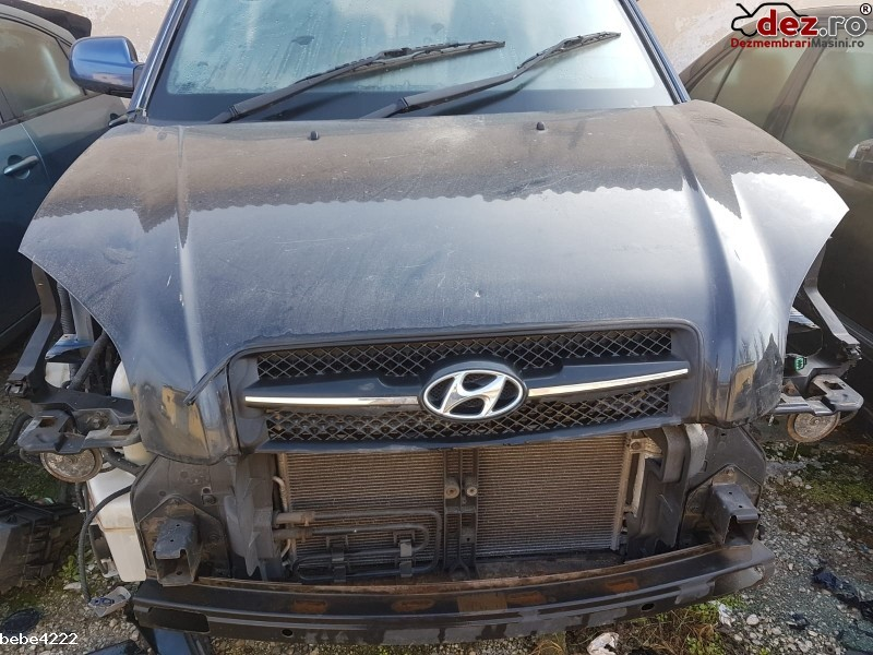 Dezmembrez Hyundai Tucson 2 0 Benzina An 2008 în Snagov, Ilfov Dezmembrari