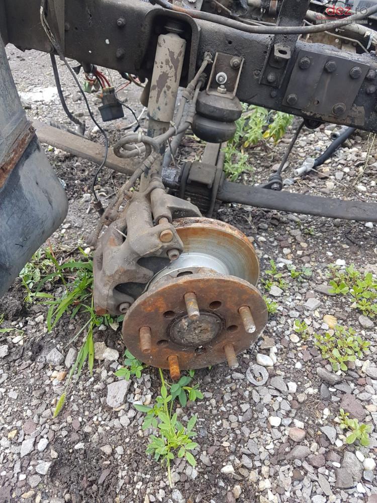 Dezmembrez Nissan Cabstar în Snagov, Ilfov Dezmembrari