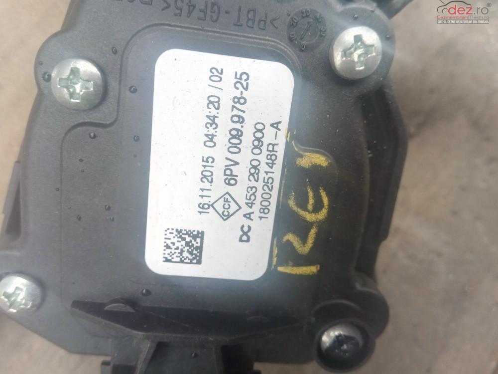 Pedala Acceleratie Smart Forfour 2016 Cod A4532900900  Piese auto în Snagov, Ilfov Dezmembrari
