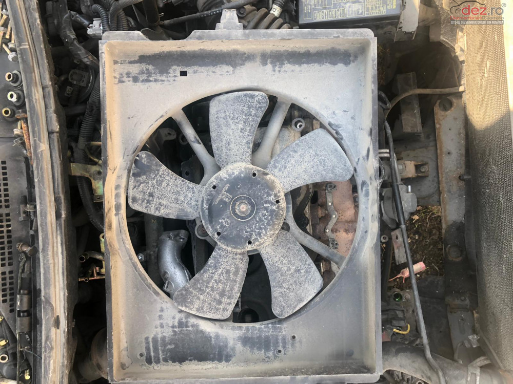 Electroventilator Gmv Nissan Xtrail T30 2 2 Dci  Piese auto în Snagov, Ilfov Dezmembrari