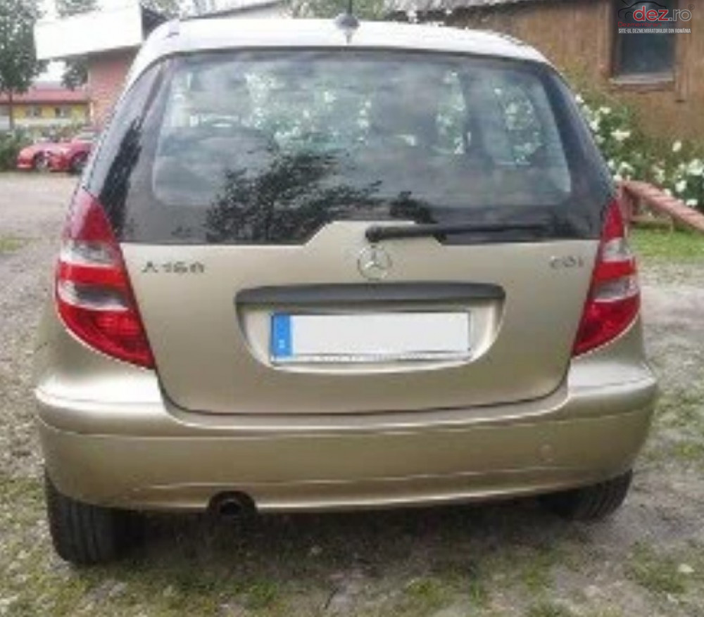 Dezmembrez Mercedes A Class W169 2 0 Cdi Cutie Automata în Snagov, Ilfov Dezmembrari