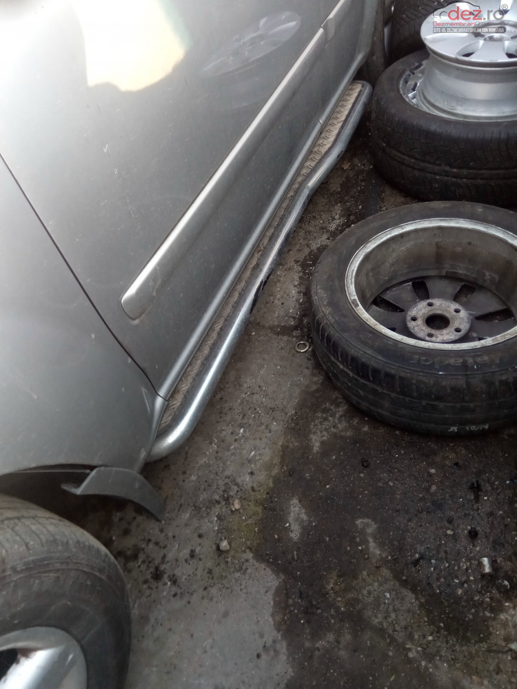 Set Praguri Inox Nissan X Trail T30 Aluminiu Piese auto în Snagov, Ilfov Dezmembrari