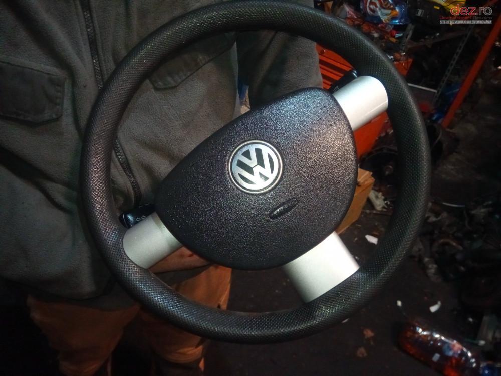 Volan Complet Cu Airbag Vw New Beetle Piese auto în Snagov, Ilfov Dezmembrari