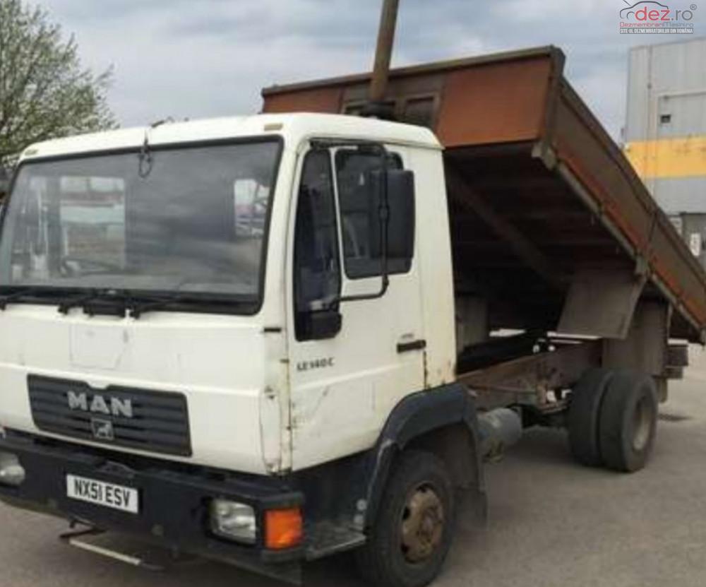 Dezmembrez Man Le 8 180 Bascula Motor 4580 Orice Piesa Dezmembrări camioane în Snagov, Ilfov Dezmembrari