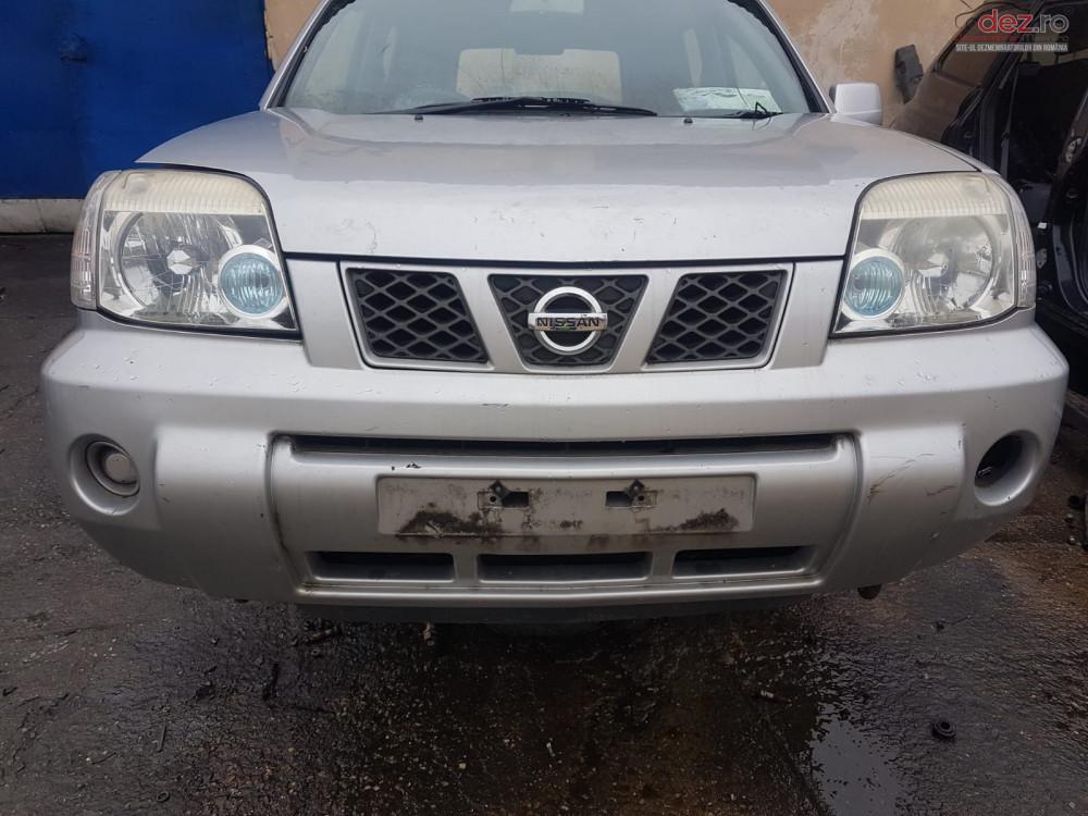 Dezmembrez Nissan X Trail T30 2 0 Benzina Negru Motor Qr20de 140 Cp Dezmembrări auto în Snagov, Ilfov Dezmembrari