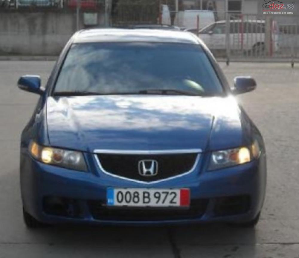 Dezmembrez Honda Accord 7 Sedan Berlina Breack 2 0 Benzina 2 2 Cdti Dezmembrări auto în Snagov, Ilfov Dezmembrari
