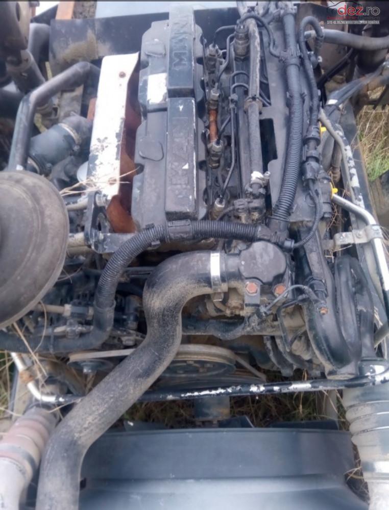 Cutie Viteze Man Le 8 180 Motor 4580 Cmc 130 Kw Cutia Are Priza Pto