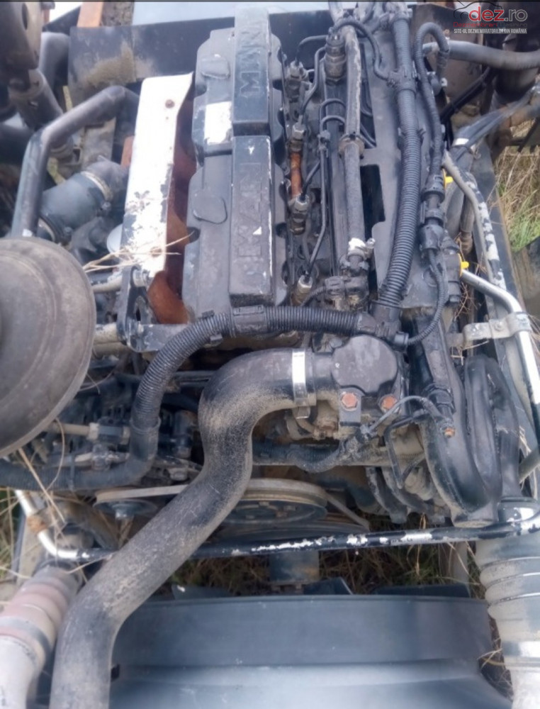 Motor Man Le 8 180 Motor 4580 Cmc 130 Kw Lfl02
