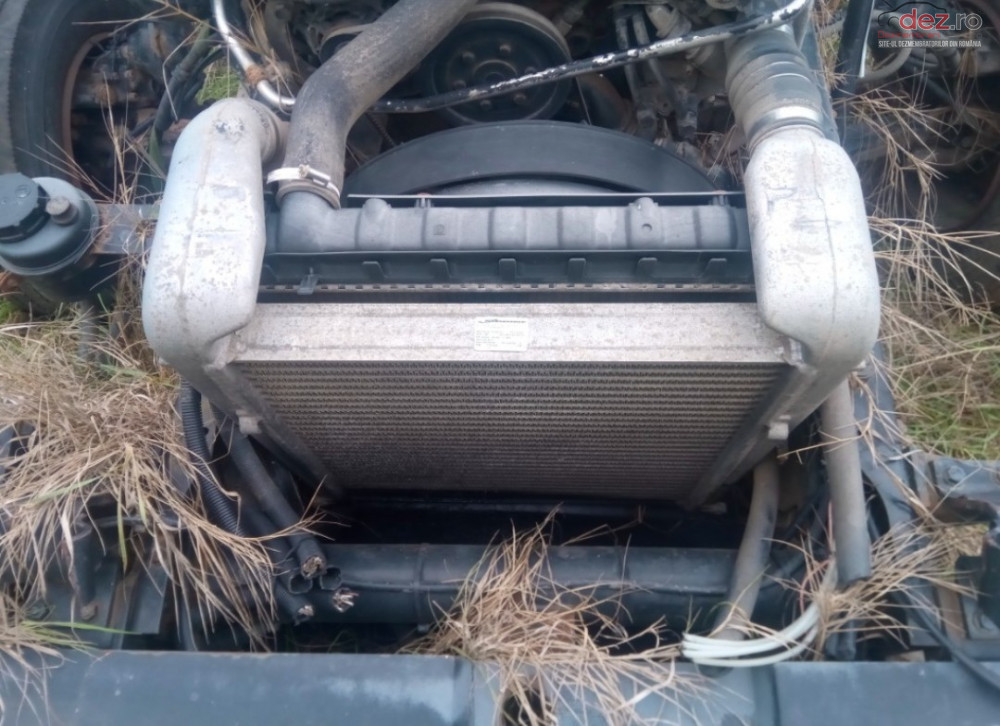 Radiator Apa Racire Man Le 8 180 Motor 4580 Cmc 130 Kw Intercooler