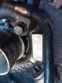 Turbina Turbo Renault Master Euro 4 Cu Vacuum Actuator 8200483648 Piese auto în Snagov, Ilfov Dezmembrari