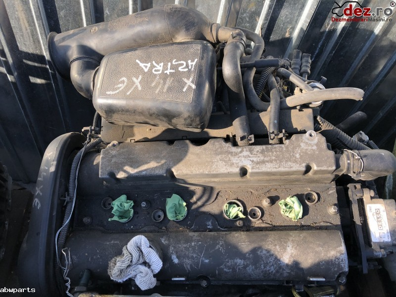 Motor fara subansamble Opel Astra G 1998