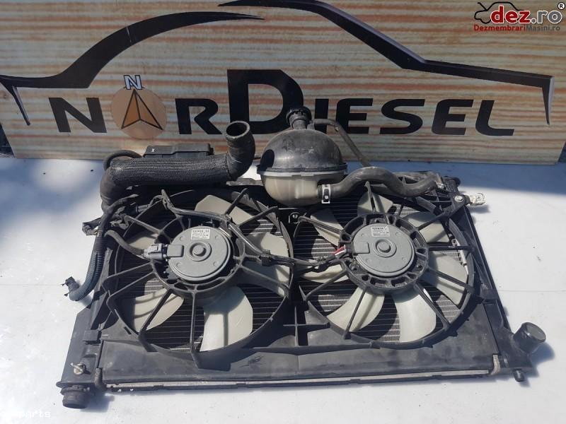 Ventilator radiator Toyota Corolla Verso 2003 cod 163630G050-1636