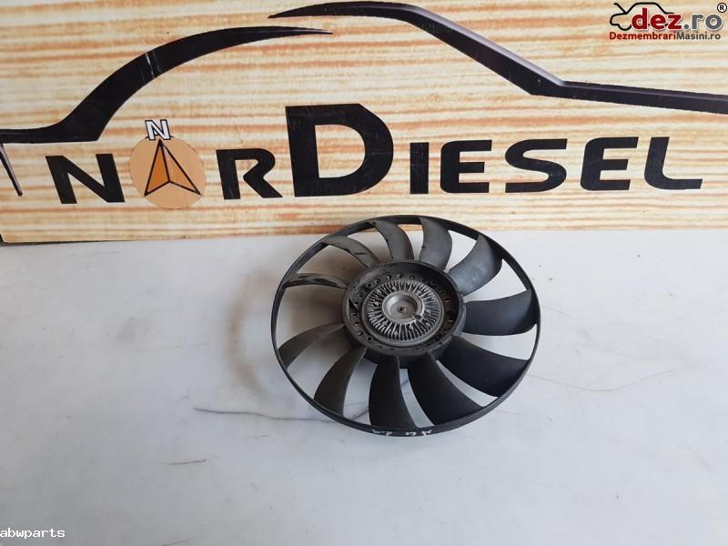 Ventilator radiator Audi A4 2000