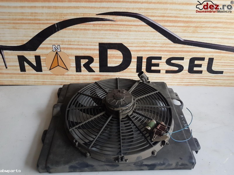Ventilator radiator Fiat Punto 2005