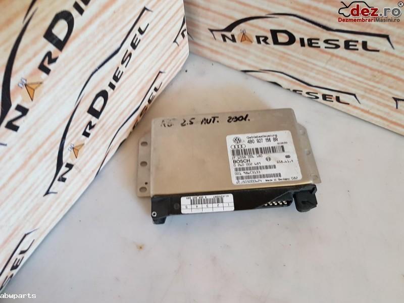 Calculator cutie de viteza Audi A6 2001 cod 4b0927156br