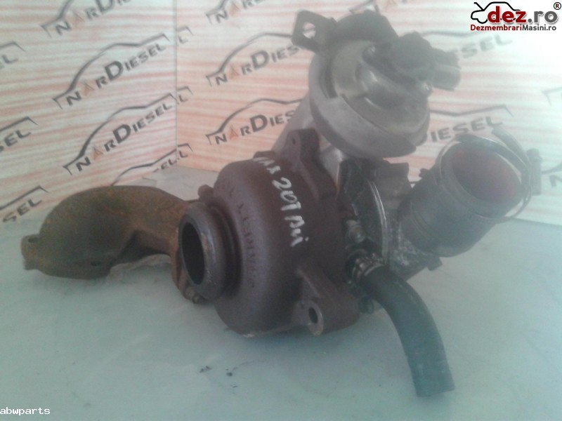Turbina Ford Focus C-Max 2005 cod 9654931780
